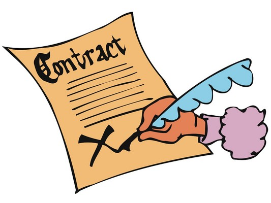 proposal-form-is-a-contract